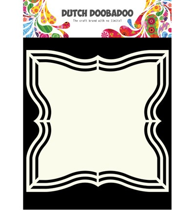 Dutch Doobadoo - Dutch Shape Art - Shape Art Square