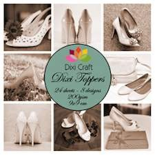 Dixi Craft - Toppers - Women shoes Sepia