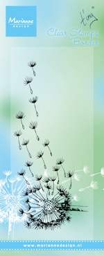 Marianne Design - Clearstamp - Hetty`s border-dandelion