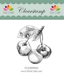 Dixi Craft - Clearstamp - Berries