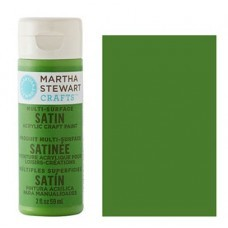 Martha Stewart - Satin Acryl - Scottisch Highland