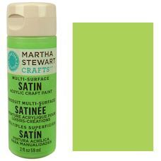 Martha Stewart - Satin Acryl - Mint