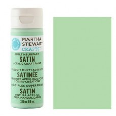Martha Stewart - Satin Acryl - Pea Shoot