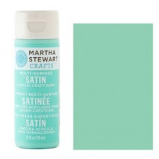 Martha Stewart - Satin Acryl - Beach Glass