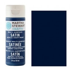 Martha Stewart - Satin Acryl - Wild Blueberry