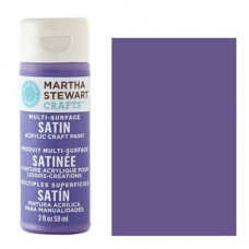Martha Stewart - Satin Acryl - Purple Yam