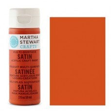 Martha Stewart - Satin Acryl - Adobo