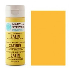 Martha Stewart - Satin Acryl - Yellow Jacket