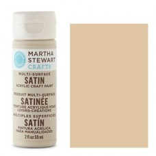 Martha Stewart - Satin Acryl - Putty