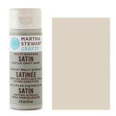 Martha Stewart - Satin Acryl - Wet Cement