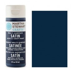 Martha Stewart - Satin Acryl - Deep Sea