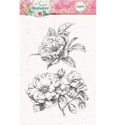 Studio Light - Clearstamp - Sweet Romance nr.131