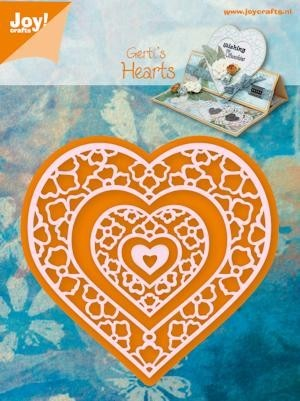 Joy!Crafts - Cutting - Gerti`s Hart