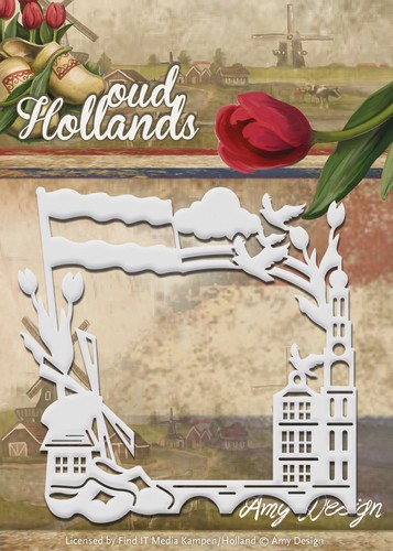 Amy Design - Die - Oud Hollands - Holland Frame