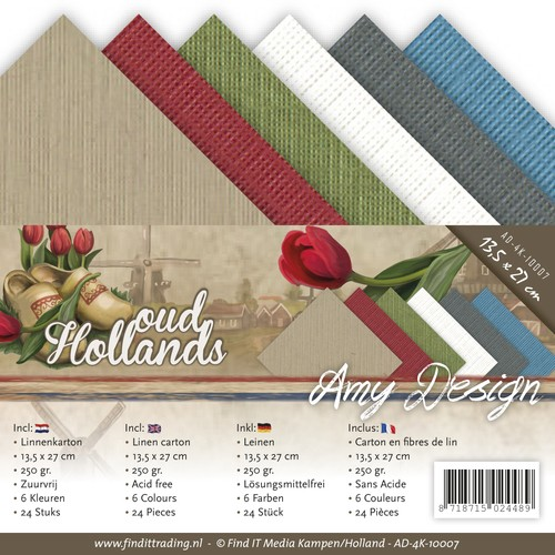 Amy Design - Linnenpakket - 4K - Oud Hollands