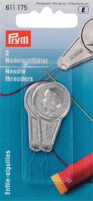 Prym - Needle threaders - Draaddoorstekers