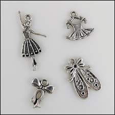 Nellie Snellen - U Set charms - Girl