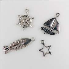 Nellie Snellen - U Set charms - Boy