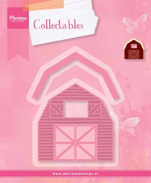 Marianne Design - Die - Collectables - Set barn