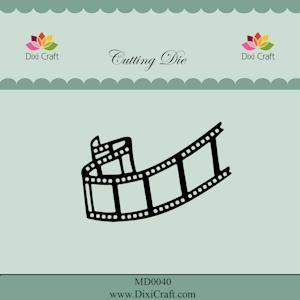 Dixi Craft - Die - Filmstrip