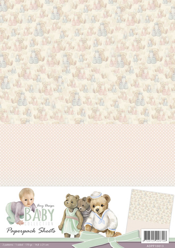 Amy Design - Backgroundsheets - Baby Collection - 3