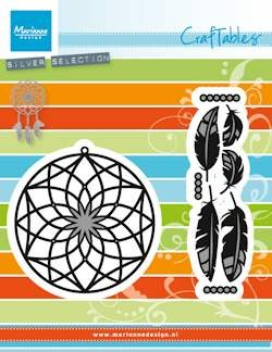 Marianne Design - Die - Craftables - Dreamcatcher