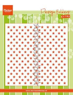 Marianne Design - Design folder extra - little stars