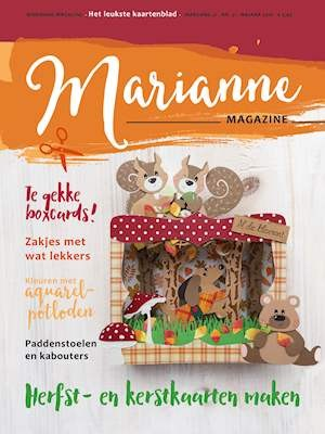 Marianne Design - Doe! Magazine Nr. 13