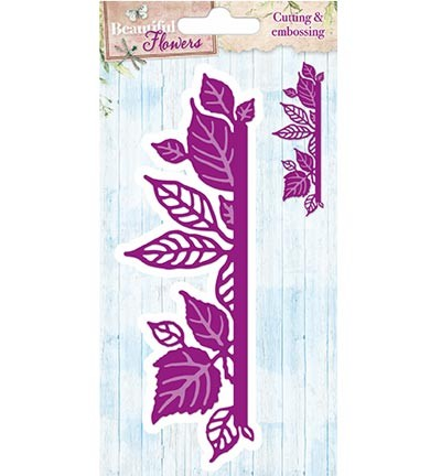 StudioLight - Cutting & Embossing - Beautiful Flowers Stencil nr.06