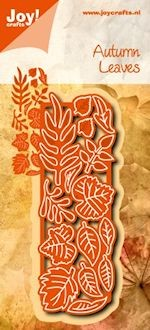 Joy!Crafts - Cutting & Embossing - stencil herfst bladeren