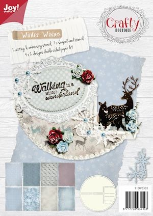 Joy!Crafts - Crafty Boutique 2 winterwonderland