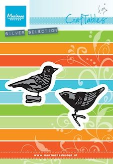 Marianne Design - Die - Craftables -l Tiny`s ornaments birds
