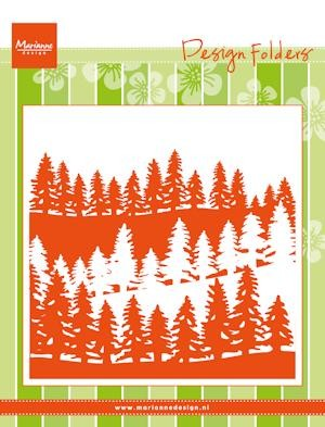 Marianne Design - Design folder - Forest