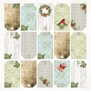 Craft & You Design - Scrapbook elements North Pole 07