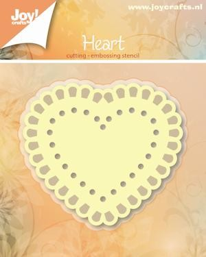 Joy!Crafts - Cutting & Embossing - Heart
