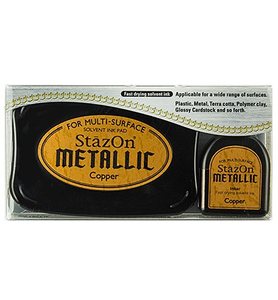 StaZon Ink - Metallic Copper