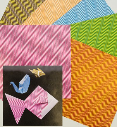 Origami Papers - The Wave - 4320