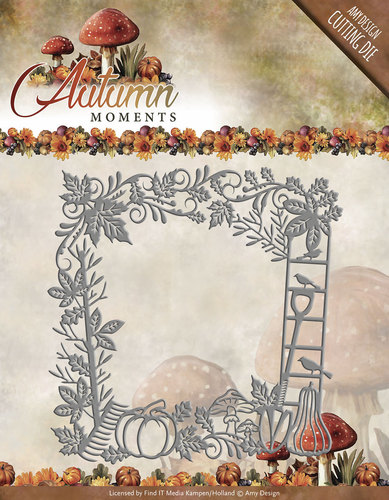 Amy Design - Die - Autumn Moments - Frame