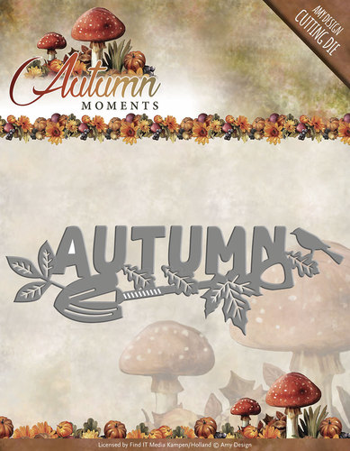 Amy Design - Die - Autumn Moments - Autumn