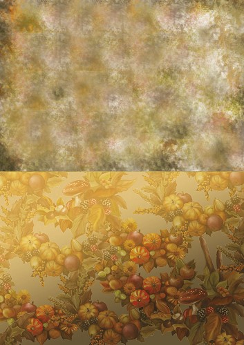 Amy Design - Backgroundsheets - Autumn Moments - Forest Fruits