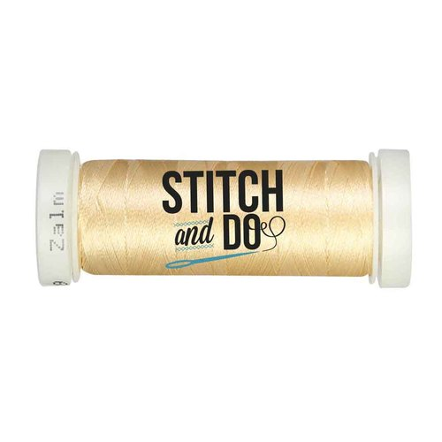 Card Deco - Stitch & Do 200 m - Linnen - Zalm