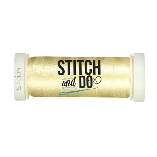 Card Deco - Stitch & Do 200 m - Linnen - Chamois