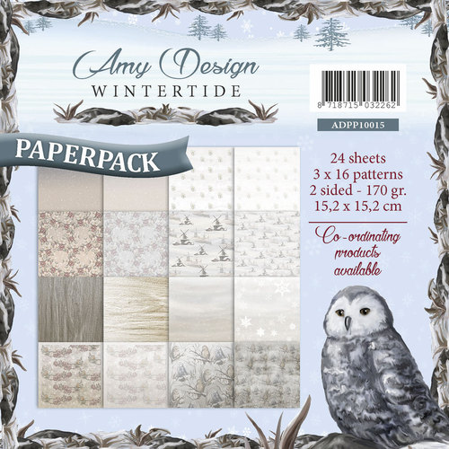 Amy Design - Paperpack - Wintertide