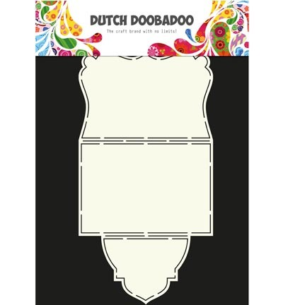 Dutch Doobadoo - Dutch Card Art - Foid