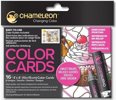 Chameleon - Color Card - zoetigheden