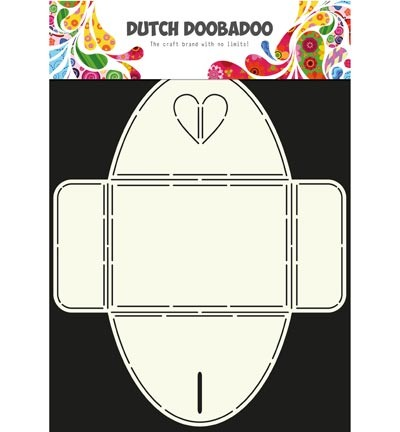 Dutch Doobadoo - Dutch Envelope Art - Envelope Art Heart