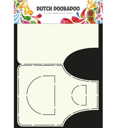 Dutch Doobadoo - Dutch Card Art - Apron