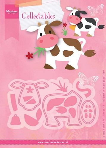 Marianne Design - Die - Collectables - Eline`s cow