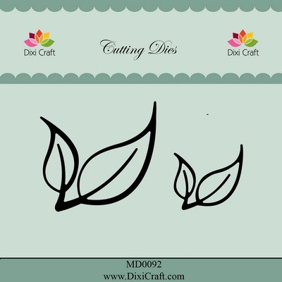 Dixi Craft - Die - Leaves