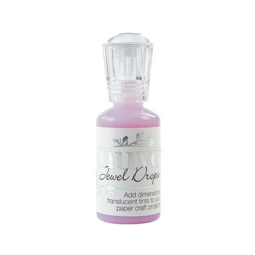 Nuvo  -Jewel Drops - Pale Periwinkle